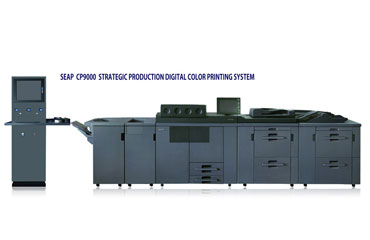 The correct method of extracting waste ink by universal printer