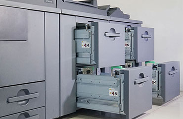 What are the key points of digital direct printing machine production?