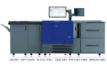 Analyzing several main application fields of digital printing products