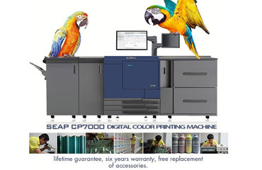 Why the digital direct printing machine than traditional printing machine more economical?